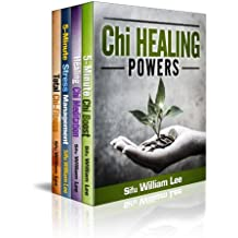 Chi Healing Powers Book Set (English Edition)