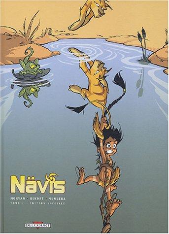 Nävis, tome 1 : Houyo (Edition spéciale noir et blanc)