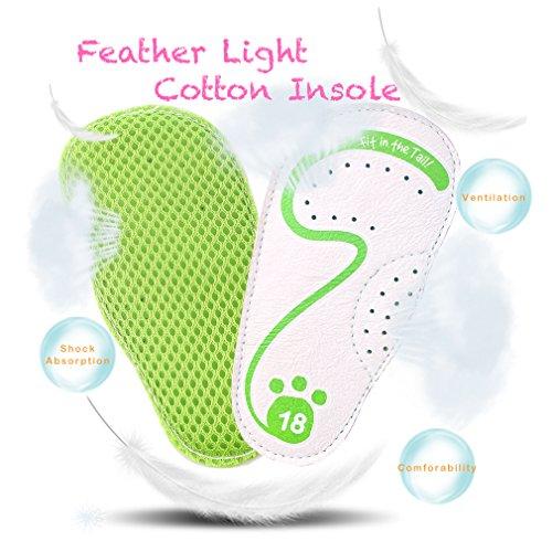 Cartoonimals Chaussures bébé enfant Chaussons Infantile Croco Fuschia