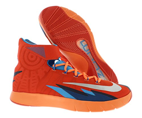 Zoom Hyperrev - Team Orange / Silber Metallic-Atom-orange, 8,5 D Us Team Orange / Metallic Silver-Atomic Orange