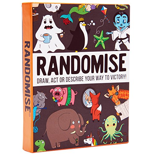 Randomise game: Draw, act or des...