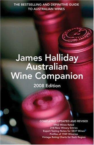 james-hallidays-australian-wine-companion-2008-by-james-halliday-2007-08-01