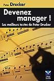 Image de Devenez manager !: L'essentiel de Drucker