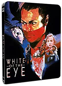 White of the Eye Steelbook [Dual Format DVD & Blu-ray]
