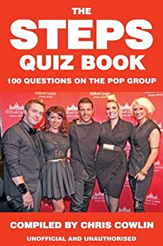 The Steps Quiz Book by [Cowlin, Chris]