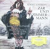 Lortzing: Zar und Zimmermann (Opernquerschnitt) [Vinyl LP] [Schallplatte]