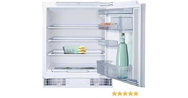 Amica Kühlschrank Uvks 16149 : Neff k unterbau kühlschrank ku a a cm höhe