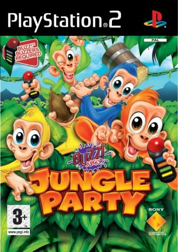 Buzz! Junior: Jungle Party - Solus [UK Import]