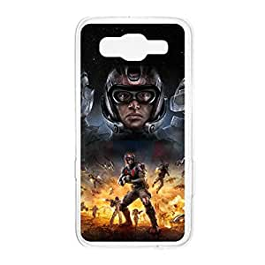 a AND b Designer Printed Mobile Back Cover / Back Case For Samsung Galaxy Grand Prime (SG_G530_1224)
