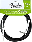 Fender Instrument Lead 10 Foot /3 M 1/4 Jack to...