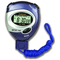 Royals® Digital Stopwatch Timer for Sports/Study/Exam