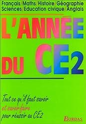 L'ANNEE DU CE2    (Ancienne Edition)