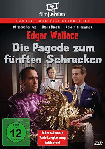 Edgar Wallace - Die Pagode zum fünften Schrecken