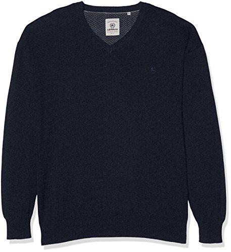LERROS Große Größen Herren Lerros Pullover Größen Blau (Navy 485)