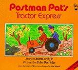 Postman Pat's Tractor Express (Postman Pat - storybooks)