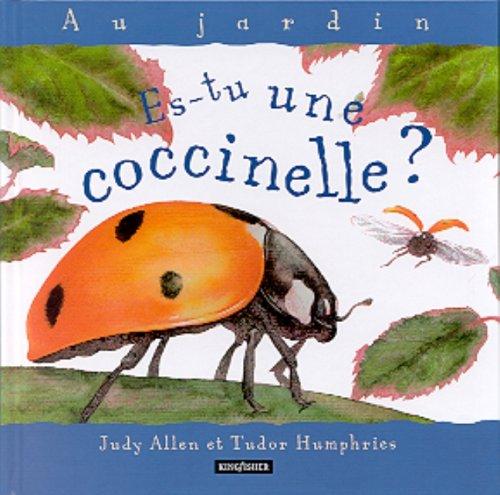 Es-tu une coccinelle ? par Judy Allen