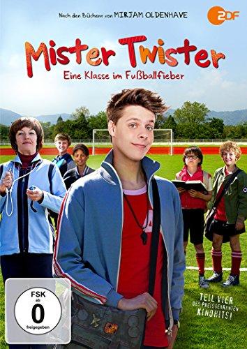 Mister Twister - Eine Klasse im Fußballfieber (Fußball-filme-dvd)