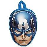 Avengers Captain America Tête en forme de sac à dos Junior