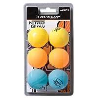 دنلوب كرة تنس الطاولة لون متعدد الالوان - صغير