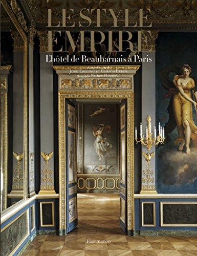 Le style empire - L'hôtel de Beauharnais à Paris