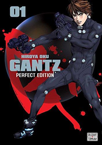 Gantz Perfect 01 par Hiroya Oku