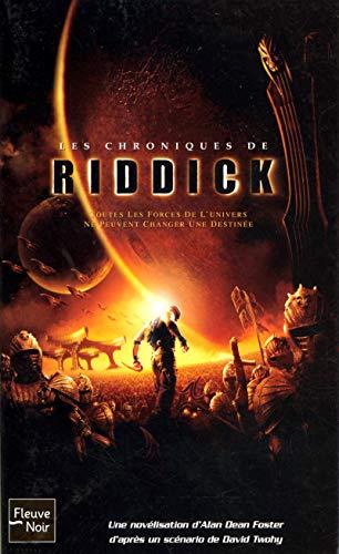 Les chroniques de Riddick par Alan Dean FOSTER