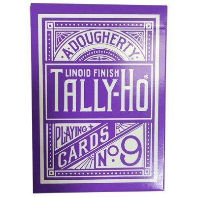 bicycle-cartes-a-jouer-tally-ho-reverse-circle-back-purple-playing-cards