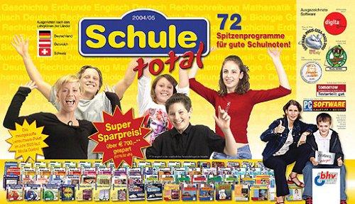 Schule total 2004/05 (5 CDs + 1 DVD)