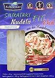 Schreiner Shirataki Tagliatelle senza glutine - Pacchetto di 4 x 390 gr - Total: 1560 gr