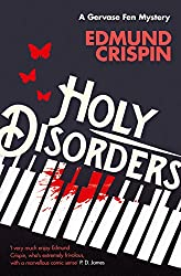 Holy Disorders (A Gervase Fen Mystery)