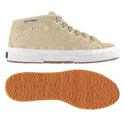 Chaussures Le Superga - 2754-sangallosatinw Ivoire