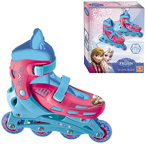 Mondo 28314 - Pattini Adattabili Frozen, Taglia M, 33 -36