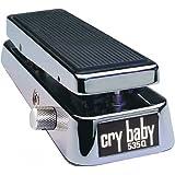 Jim Dunlop Multi-Wah 535Q Crybaby-Pédale Wah-Wah-Chrome