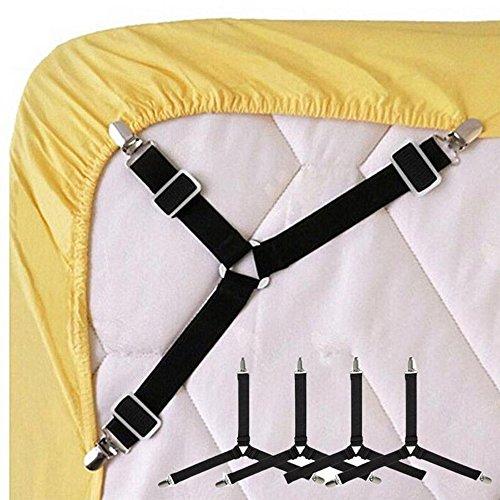 GZQ verstellbar, 4-teilig, für Sofa, Autositze, (Lange-bett-abdeckung)