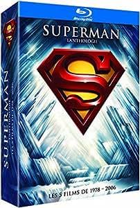 Superman L'anthologie : Les Films De 1978 - 2006 [Blu-ray]