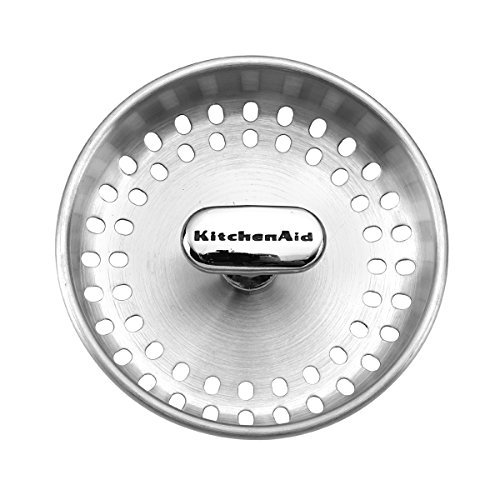 Preisvergleich Produktbild KitchenAid Gourmet Sink Strainer, Stainless Steel by KitchenAid
