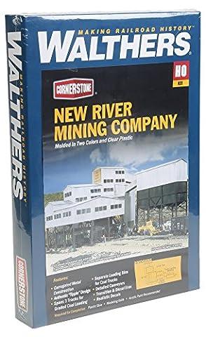 Walthers Cornerstone 933-3017 New River Mining Company