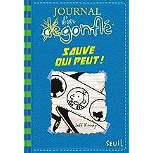 Journal d'un dégonflé - tome 12 Sauve qui peut ! (12)