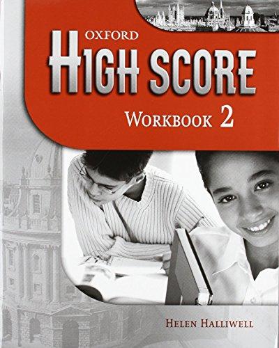 High Score 2: Workbook - 9780194381680