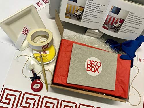 DecoBox - Stencil Kit Completo: Guida Passo a Passo, Stencil Greca ...