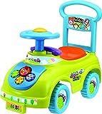 Rutschauto in 10 verschiedenen Modellen - Ein guter und preiswerter Aufsitzwagen Rutschwagen Lauflernwagen Kinderfahrzeug, Modell:Gear Fun