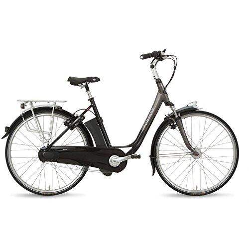 E-Bike Gazelle Arroyo C8+ Hybrid M 28\' 8-G in Saphirschwarz / Romantik-Bronze incl. Akku , Rahmenhöhen:57 cm