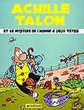 Achille Talon, tome 14 : Achille Talon et le mystère de l'homme à deux têtes