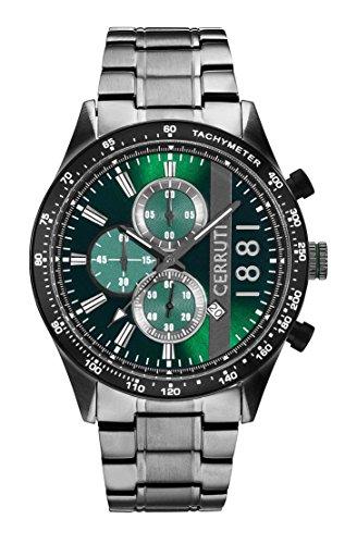 Cerruti 1881 CRA121SUB19MU_wt Reloj de pulsera para hombre