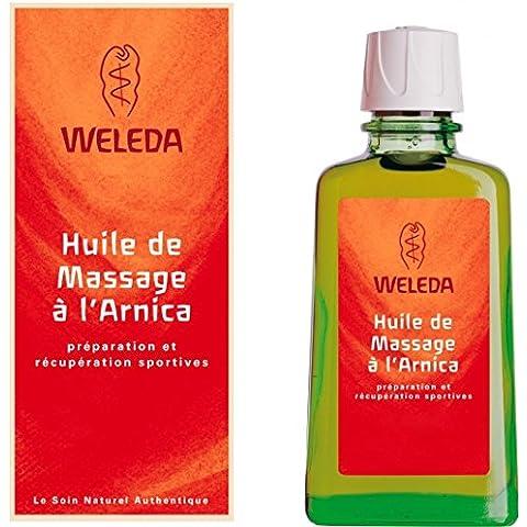 Massage Oil with Arnica Weleda