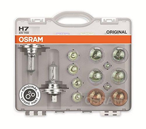 Osram Ersatzlampenbox H7, CLK H7 24V, 24V,