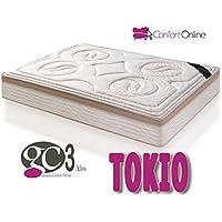 Colchón Viscoelástica TOKIO (105x190)