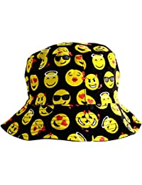 Octave Ladies Mens Adults Unisex Reversible Bucket Hats Collection 36fa88e1680