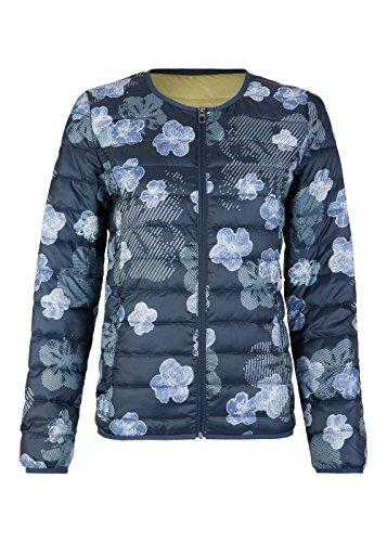 Daniel Hechter Damen Jacke Jacket Blau (Deep Blue 680)
