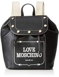 Amazon.it  moschino borse - Love Moschino   Borse a zainetto   Donna ... a2f2081eda6